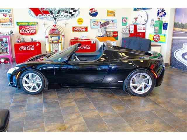 2010 Tesla Roadster | 927536