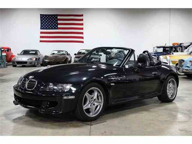 2000 BMW M Coupe | 927538