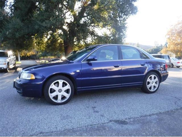 2002 Audi S4 | 927544