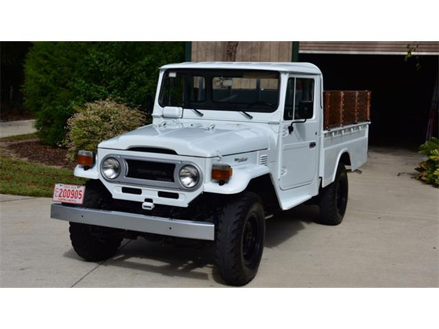 1979 Toyota HJ-45 Land Cruiser | 927550