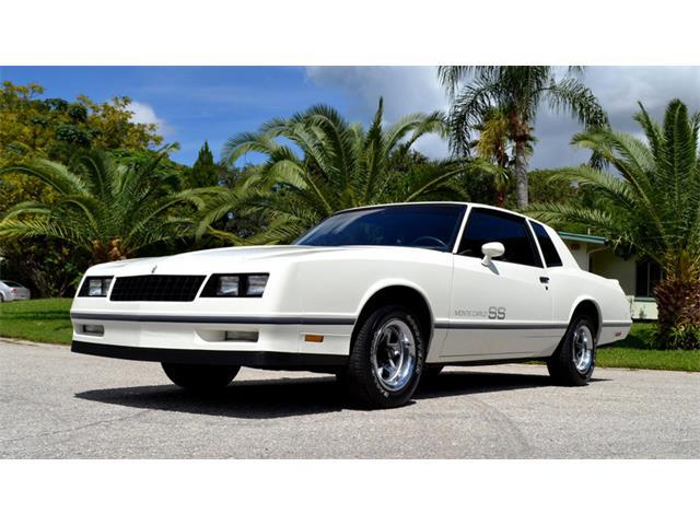1983 Chevrolet Monte Carlo SS | 927551