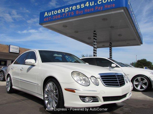 2007 Mercedes-Benz E350 | 927552