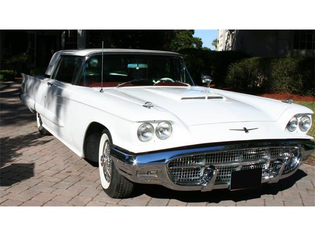 1960 Ford Thunderbird | 927553