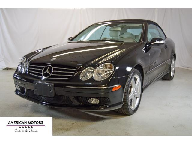2005 Mercedes-Benz CLK-Class | 927556