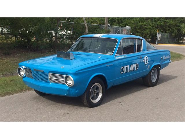 1964 Plymouth Barracuda | 927557