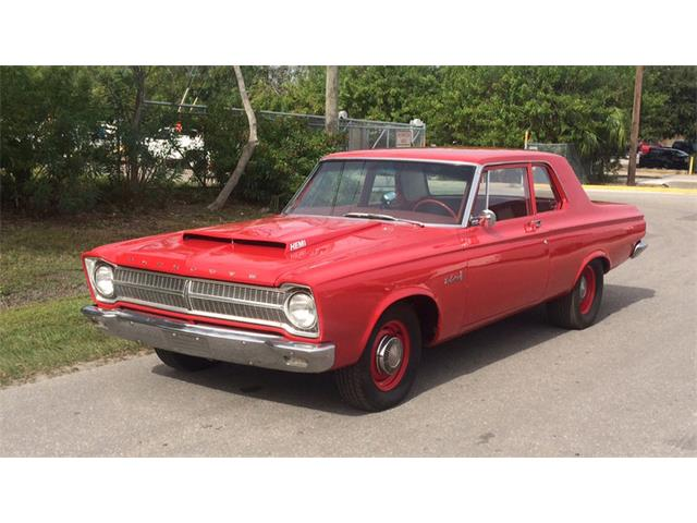 1965 Plymouth Belvedere | 927558