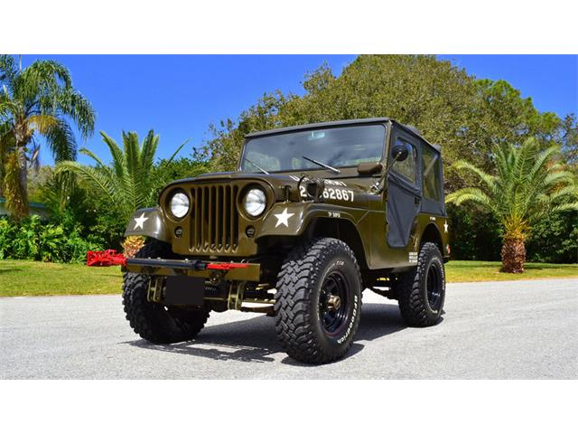 1955 Willys Jeep | 927567