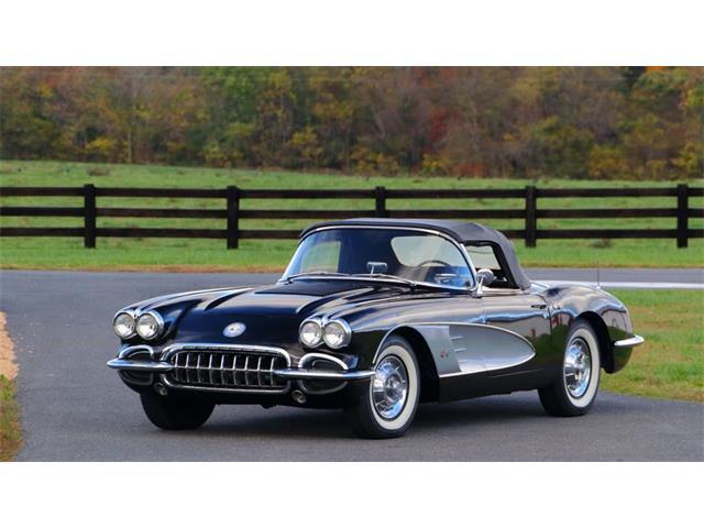 1958 Chevrolet Corvette | 927570