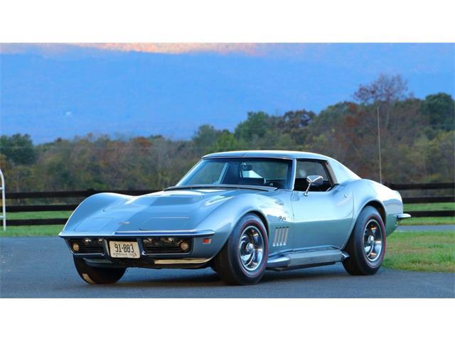1969 Chevrolet Corvette | 927574