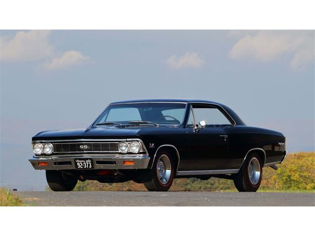 1966 Chevrolet Chevelle SS | 927576