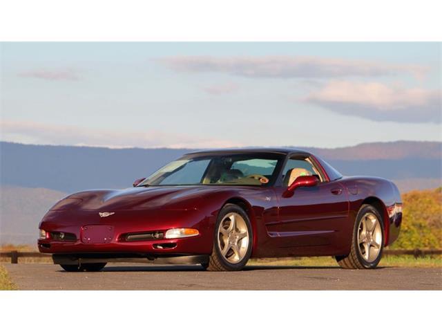 2003 Chevrolet Corvette | 927577