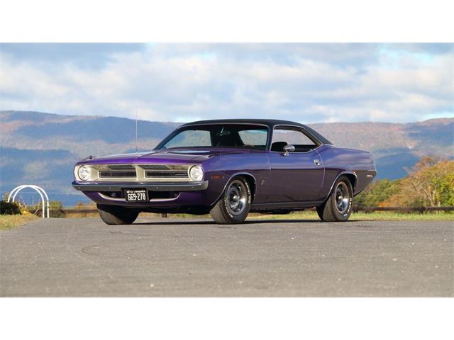 1970 Plymouth Barracuda | 927580