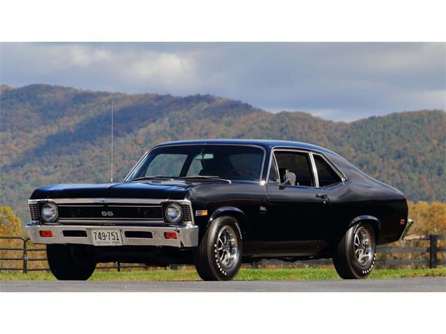 1969 Chevrolet Nova SS | 927583
