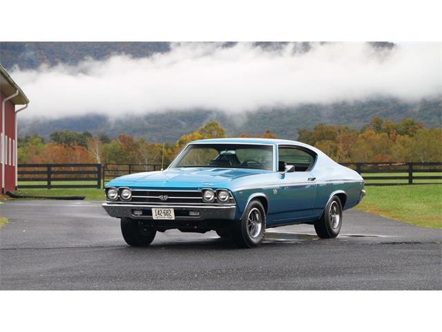1969 Chevrolet Chevelle SS | 927588