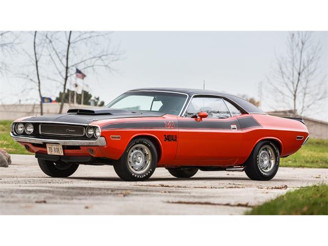 1970 Dodge Challenger T/A | 927598