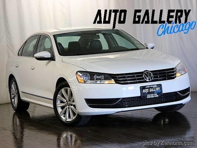 2012 Volkswagen Passat | 920076