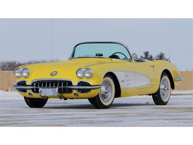1958 Chevrolet Corvette | 927601