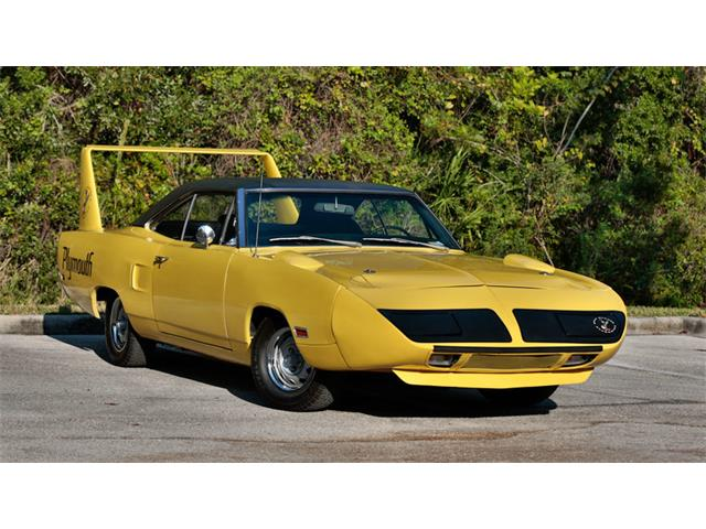 1970 Plymouth Superbird   927605
