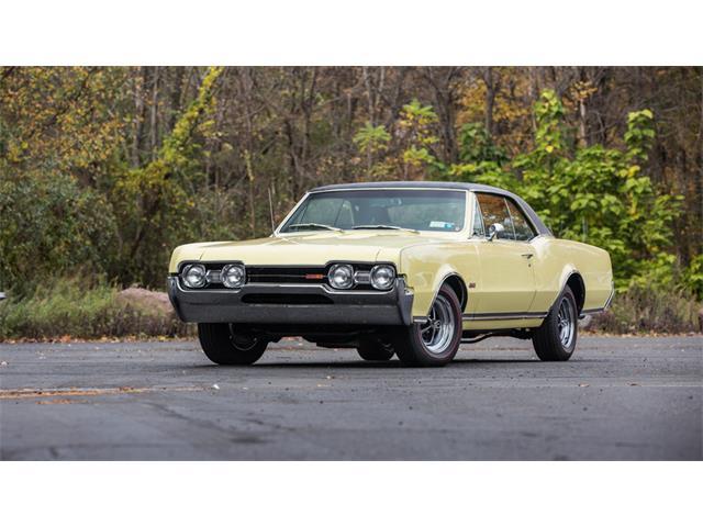 1967 Oldsmobile 442 | 927610
