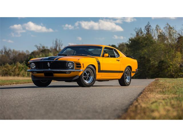 1970 Ford Mustang | 927619