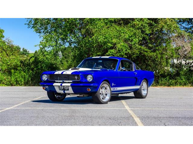 1966 Ford Mustang | 927633