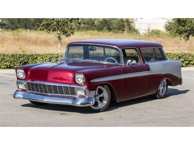 1956 Chevrolet Nomad | 927637