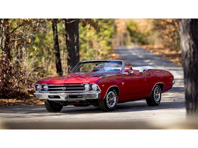 1969 Chevrolet Chevelle SS | 927646