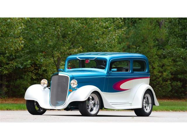 1935 Chevrolet Sedan | 927648