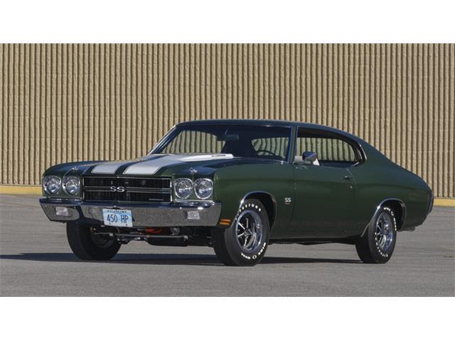 1970 Chevrolet Chevelle | 927653