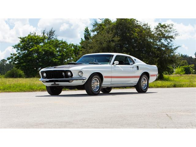 1969 Ford Mustang Mach 1 | 927668