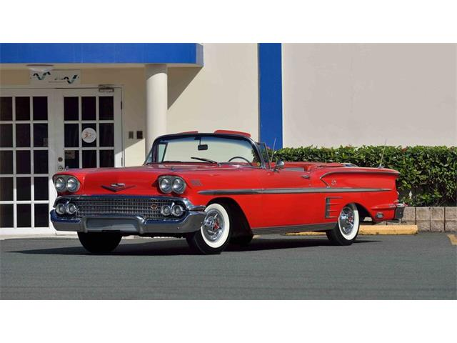 1958 Chevrolet Impala | 927670