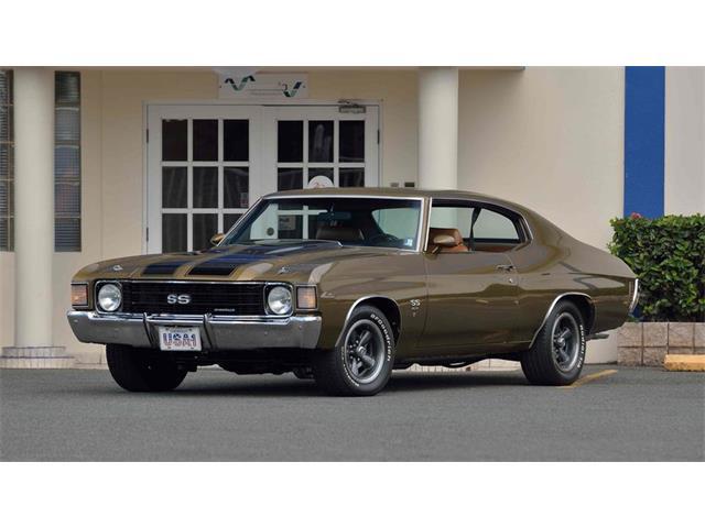 1972 Chevrolet Malibu | 927673