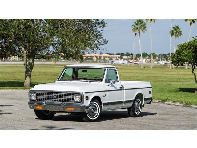1972 Chevrolet Cheyenne | 927675