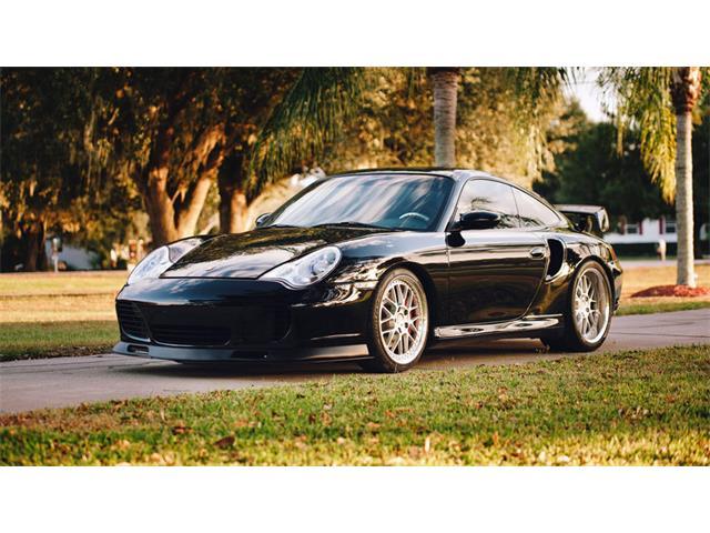 2003 Porsche 911 Turbo | 927677