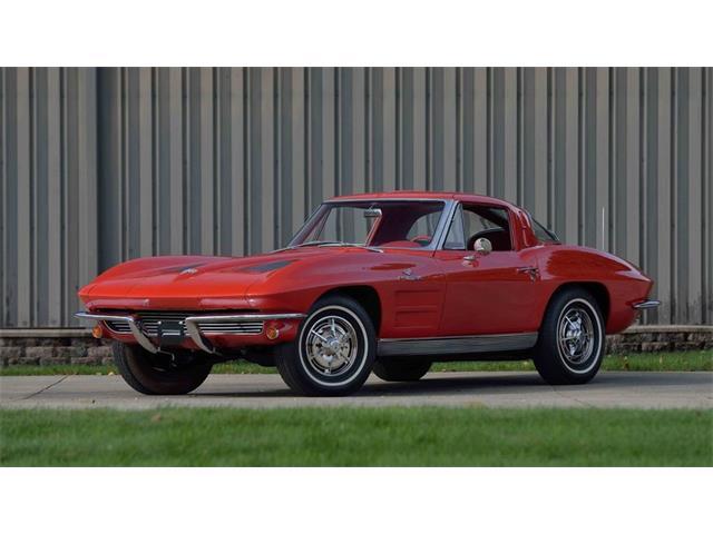 1963 Chevrolet Corvette | 927680