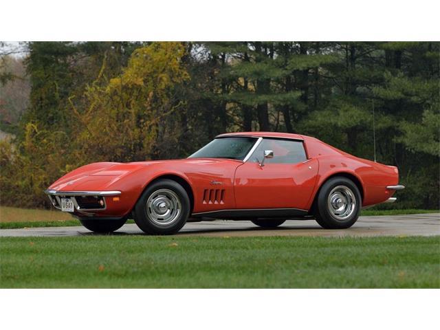1969 Chevrolet Corvette | 927681