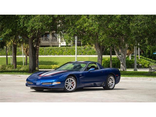 2004 Chevrolet Corvette Z06 | 927685