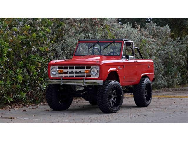 1974 Ford Bronco | 927686