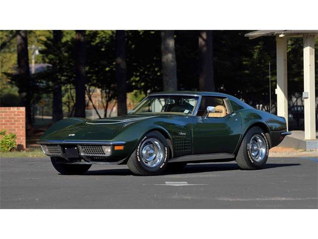 1970 Chevrolet Corvette | 927687