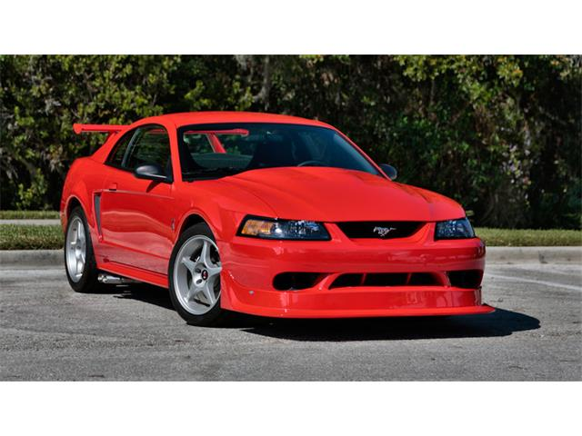 2000 Ford Mustang SVT Cobra R | 927689