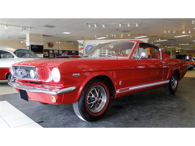 1965 Ford Mustang GT | 927697