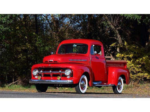 1951 Ford F1 | 927699