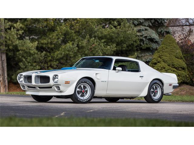 1971 Pontiac Firebird Trans Am | 927705