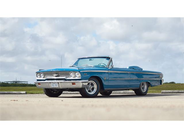 1963 Ford Galaxie 500 XL | 927709
