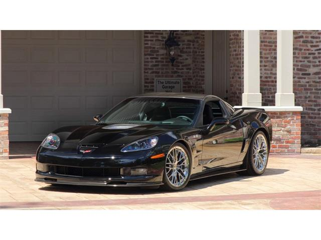2010 Chevrolet Corvette ZR1 | 927714