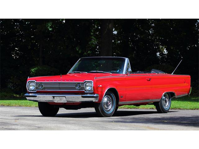 1966 Plymouth Satellite | 927731