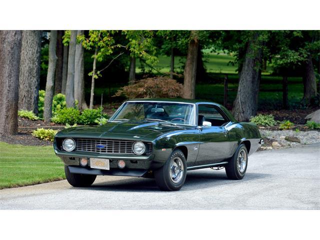1969 Chevrolet Camaro COPO | 927732