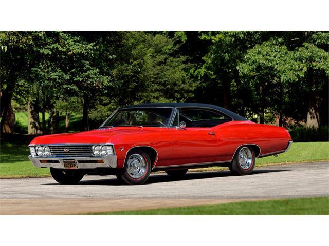 1967 Chevrolet Impala SS | 927736
