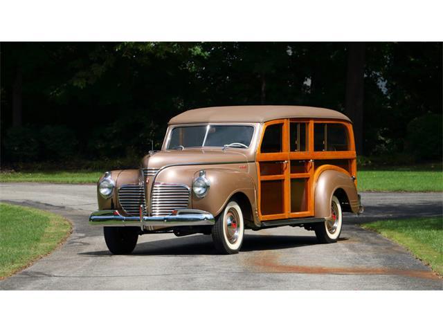 1941 Plymouth Woody Wagon | 927744