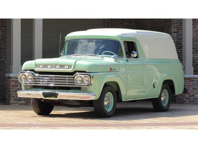 1959 Ford F100 | 927745